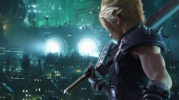Final Fantasy VII Remake Trailer for Tokyo Game Show