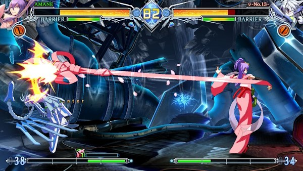 Anime Independent - Blazblue Central Fiction coming to