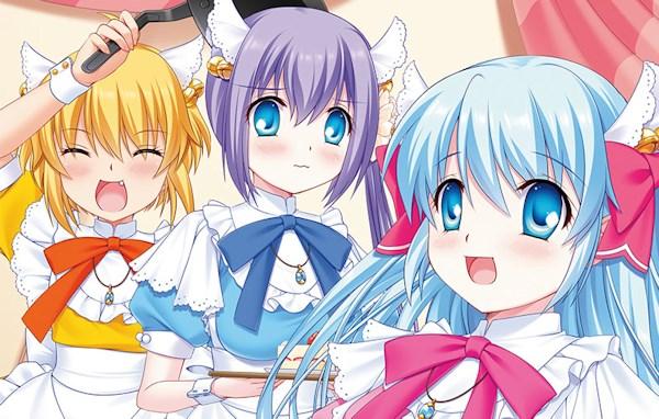 MangaGamer Releases MYTH - Anime News Network