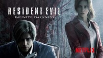 Teaser Trailer for Resident Evil Infinite Darkness coming to Netflix in 2021