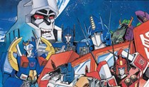 Transformers Manga reprint coming from Viz Media