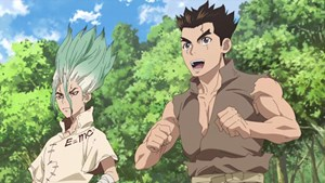 Dr Stone First Thoughts
