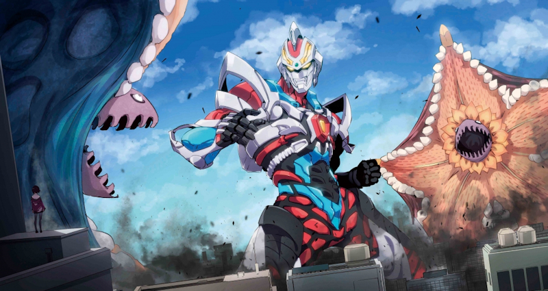 Gridman in Action!