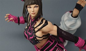 Pop Culture Shock Juri Statue