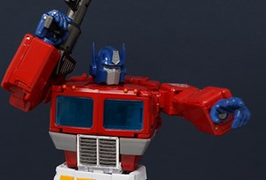 Transformers MP44 Optimus Prime Video Review